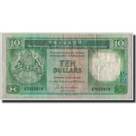Billet, Hong Kong, 10 Dollars, 1986, 1986-01-01, KM:191a, TB - Hong Kong