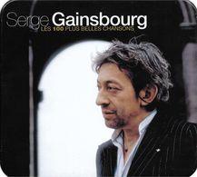 """Serge Gainsbourg  """"  Les 100 Plus Belles Chansons  """" - Sin Clasificación"""