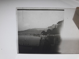 98 - Plaque De Verre - Italie - Pompei - Vésuve - Sorrente . - Glasplaten