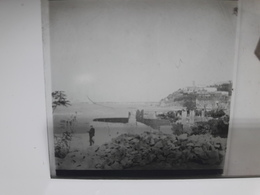 99 - Plaque De Verre - Italie - Pompei - Vésuve - Sorrente . - Glasplaten