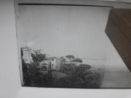 100 - Plaque De Verre - Italie - Pompei - Vésuve - Sorrente . - Glasplaten