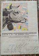 Exposición Leche Berlín 1937 - Guerre 1939-45