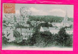 Cpa  Carte Postale Ancienne  - Langeais Vue Generale - Langeais