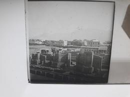103 - Plaque De Verre - Italie - Pompei - Vésuve - Sorrente . - Glasplaten
