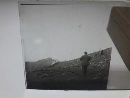 105 - Plaque De Verre - Italie - Pompei - Vésuve - Sorrente . - Glasplaten
