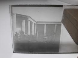 106 - Plaque De Verre - Italie - Pompei - Vésuve - Sorrente . - Glasplaten