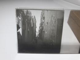 107 - Plaque De Verre - Italie - Pompei - Vésuve - Sorrente . - Glasplaten