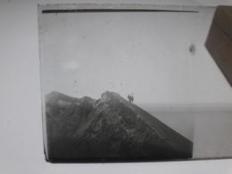 109 - Plaque De Verre - Italie - Pompei - Vésuve - Sorrente . - Glasplaten