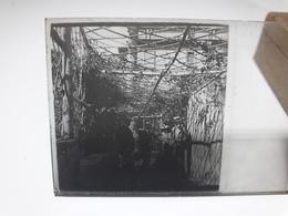 112 - Plaque De Verre - Italie - Pompei - Vésuve - Sorrente . - Glasplaten