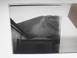 114 - Plaque De Verre - Italie - Pompei - Vésuve - Sorrente . - Glasplaten