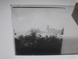 116 - Plaque De Verre - Italie - Pompei - Vésuve - Sorrente . - Glasplaten