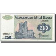 Billet, Azerbaïdjan, 250 Manat, Undated (1992), KM:13b, NEUF - Azerbaïdjan