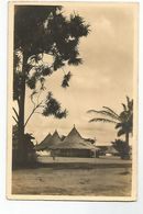 Afrique Qui Disparait A.E.F N°197 Village Kinkala - Cartes Postales