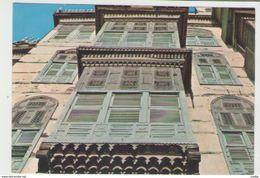 Cpm Jeddah - Old Balconies - Arabia Saudita