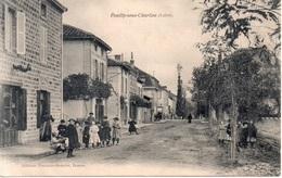POUILLY SOUS CHARLIEU - France