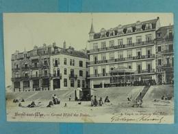 Heyst-sur-Mer Grand Hôtel Des Bains - Heist