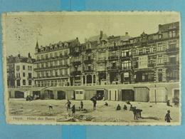 Heyst Hôtel Des Bains - Heist