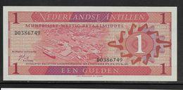 Antilles Néerlandaises - 1 Gulden - Pick N° 8-9-1970 - Neuf - Nederlandse Antillen (...-1986)