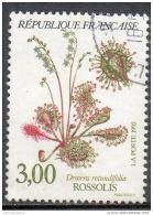 France 1992  Nature De France   Rossolis N°YT 2767 - Gebraucht
