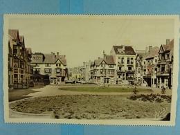 Heyst-sur-Mer Square Albert - Heist