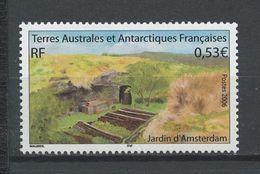 TAAF 2006 N° 438 ** Neuf MNH Superbe Cote 2,00 € Jardin Sur L'île D' Amsterdam Flore - Franse Zuidelijke En Antarctische Gebieden (TAAF)