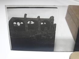 118 - Plaque De Verre - Italie -  Rome - Glasplaten