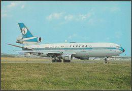 Sabena McDonnell Douglas DC10-30CF - Michel Moskal Postcard - 1946-....: Modern Era