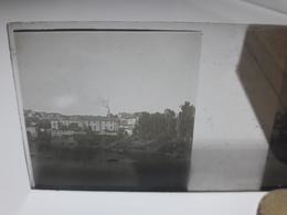 122 - Plaque De Verre - Italie -  Rome - Glasplaten