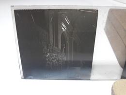 124 - Plaque De Verre - Italie -  Rome - Glasplaten