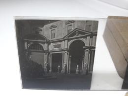 125 - Plaque De Verre - Italie -  Rome - Glasplaten