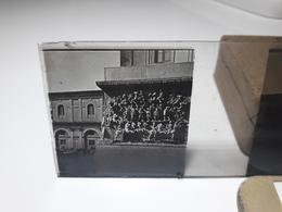 127 - Plaque De Verre - Italie -  Rome - Glasplaten