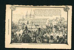 CPA: CLUNY - ENTRÉE DE LOUIS IX À CLUNY LE 30 NOVEMBRE 1245 - Cluny