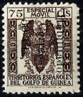 Guinea Española Nº 259G En Nuevo - Guinea Española