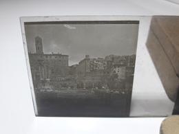 131 - Plaque De Verre - Italie -  Rome - Ariane Endormie - Glasplaten