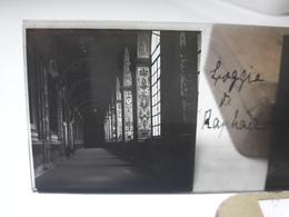 133 - Plaque De Verre - Italie -  Rome -  Raphael - Glasplaten