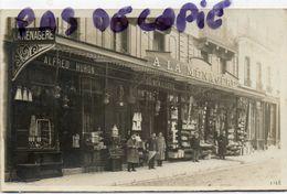BLOIS - A LA MENAGERE - QUINCAILLERIE - 24&26 RUE DENIS PAPIN  - SUPERBE CARTE PHOTO - Blois