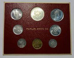 VATICANO (1962 - ANNO IIII) - SET / SERIE COMPLETA Di 8 VALORI - GIOVANNI XXIII / Città Del VATICANO - Vaticano