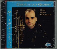 Jazz - Gino Lattuca Quartet - My Impression - Jazz