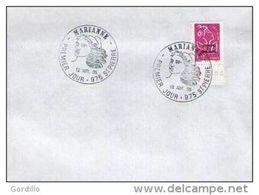 FDC Saint Pierre Et Miquelon Marianne De Lamouche 1 Euro   12 01 2005 - FDC
