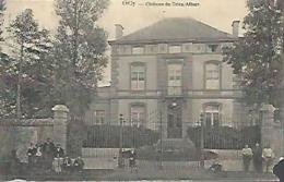 CHARLEROI - GILLY : Chateau Du Trieu Albart - Charleroi