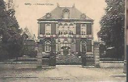 CHARLEROI - GILLY : Chateau Gilliau - Charleroi