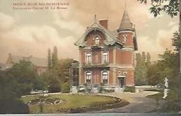 MONT-SUR-MARCHIENNE : Chateau Du Croisé M. Le Borne - Charleroi