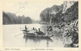 Tonkin, Baie D'Along - Port Bayard - Collection V. Fauvel - Carte N° 329 - Viêt-Nam