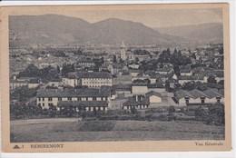 88 REMIREMONT Vue Générale - Remiremont