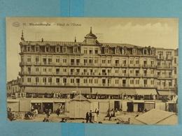 Blankenberghe Hôtel De L'Océan - Blankenberge