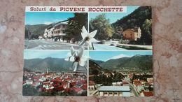 Saluti Da Piovene Rocchette - Vicenza