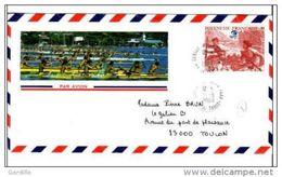 Pli Polynésie 26 05 1989. - Frans-Polynesië
