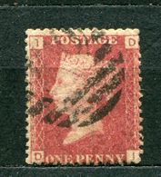 Great Britain Nr.16 Platte:110     (D-I)      O  Used      (769) - 1840-1901 (Victoria)