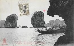 Tonkin, Baie D'Along - Rade Du Crapaud - Edition P. Dieulefils - Carte N° 95 - Viêt-Nam