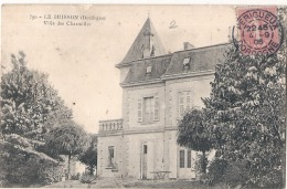 *** 24   ***  LE BUISSON  Villa Charmilles -petit Pelurage - - Otros Municipios